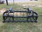Brand New Skid Steer Attachment 72 Root Grapple Bucket DISCOUNTS AVAILABLE