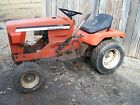 ALLIS CHALMERS 712S LAWN TRACTOR ROLLING CHASSIS ID 1690075 002343