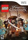 LEGO DISNEY PIRATES OF THE CARIBBEAN WII NEW! JACK SPARROW, FAMILY GAME NIGHT!