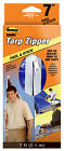 Homax Products/Ppg 5363 7-Ft. Peel 'N Stick Tarp Zipper Door