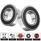 2x 1999 04 Suzuki Grand Vitara Chevy Tracker Rear Wheel Hub Bearing Replacement