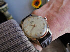 HERTIG-CERTINA rare and genuine vintage Swiss watch with a beautiful dial