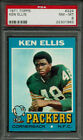 1971 TOPPS #224 KEN ELLIS RC PSA 8 NM-MT PACKERS LOW POP 31 ONLY 1 GRADED HIGHER