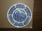 1 Bread Plate Blue Fair Winds Alfred Meakin Staffordshire England ~4BP