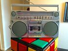 Panasonic RX-5150 (SEE VIDEO) Ambience Boombox Ghettoblaster.  Fully Functional