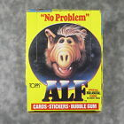 ALF 1st Series Complete Box, 48 Unopened Packs of Trading Cards (Topps, 1987)