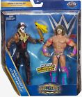 WWE HOF Papa Shango & Ultimate Warrior Mattel Wrestling Action Figure Toy