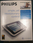 Philips RC9800i Touch Screen Remote Control NEW SEALED NOS FREE SHIPPING