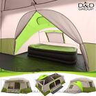 11 Person 3 Room Instant Cabin Tent Ozark Trail Large Camping Outdoor Hiking NEW