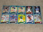 2011 TOPPS PRO DEBUT BLUE SP 10 CARD LOT ALL ROOKIES