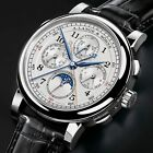 A. Lange & Söhne 1815 Rattrapante Perpetual Calendar Up/Down & Moonphase 421.025