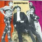 THE PAINTED FACES - Anxious Color CD ** Like New / Mint RARE **
