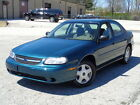 Chevrolet: Malibu 4dr Sdn 2001 below $6000 dollars