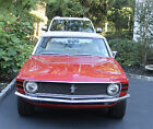 Ford Mustang Base Convertible 2 Door 1970 ford mustang base convertible 2 door 50 l