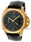 Panerai PAM 289 Oro Rosa Luminor 1950 8 Days GMT 18kt Rose Gold 44mm Limited 500