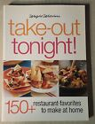 Weight Watchers Take Out Tonight 150+ Restaurant Favorites to Make at Home Book
