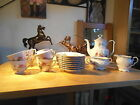 Walbrzych china coffee/tea set from around the late 1920`s! Polish brand