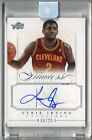 2012-13 Panini Flawless Kyrie Irving Auto #6 25 Autograph Encased Memorable Mark