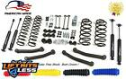 Zone Offroad J10N 4 Full Suspension Lift Kit for 1997 02 Jeep Wrangler TJ LJ