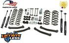 1997 2002 Jeep Wrangler TJ LJ 4 Full Suspension Lift kit Zone Offroad J10 m USA