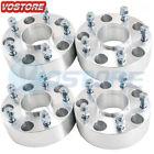 4 2 Hubcentric Wheel Spacers 5x5 fits Jeep Wrangler Cadillac Chevy Buick GMC