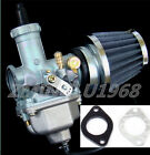 Carburetor W/ Air Filter Fits HONDA CB125S XR100 XR100R CRF100F XL100S XR200