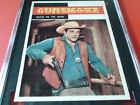1958 TOPPS TV WESTERNS QUICK ON THE DRAW # 11 SGC 60 !!