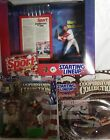 starting lineup sports figures/BASEBALL/ROBINSON/WEAVER/MCGWIRE/NEW IN BOX