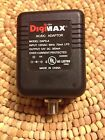 DIGIMAX AC/DC Adaptor Model: DAPS 12v DC 300 mA OVER CURRENT PROTECTED FAST SHIP