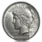 Silver Peace Dollars AU Random Year 1921 1935