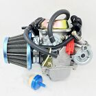 Performance Carburetor W Filter Gy6 150cc Scooter Roketa SUNL Go Kart GY6 PD24