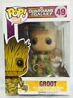 Funko POP! Marvel Guardians of the Galaxy Groot Glow In The Dark Exclusive