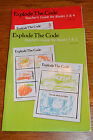 Explode the Code Teachers Guide for Books 12 and 34