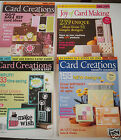 LOT Papercrafts Magazines  Card Making  Special Issues Lot 1