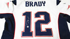 New England Patriots #12 Tom Brady Autographed Authentic Signed Jersey + COA
