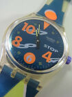 SSK102 Swatch 1993 Stop Movimento New In Box Authentic