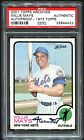 2001 Topps Archives Willie Mays AUTOPROOF Autograph 1973 PSA Authentic Buyback