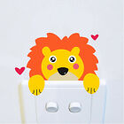 Switch Sticker Removable Cute Animal Vinyl Art Mural Decal Home Wall Decor