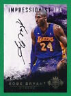 2014-15 Court Kings KOBE BRYANT AUTOGRAPH Lakers 25 40