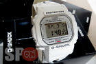 Casio G-Shock White Leather Band Men's Watch DW-5600BL-7DR