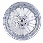 4 GWG Wheels 20 inch Chrome AMAYA Rims 20x10 fits 5X1143 LEXUS RX 350 2010 2016