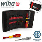 WIHA 16 Piece VDE SlimVario Pozi/Phillips/Slot/Modulo/Torx Screwdriver Set 36068