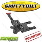 Smittybilt Heavy Duty Oversize Tire Carrier For 07 16 Jeep Wrangler JK 2 4 Door