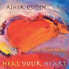 Asher Quinn (Asha) - Heal Your Heart -  CD