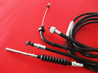 HONDA MONKEY Z50 BRAKE & THROTTLE & CLUTCH & SPEEDOMETER  CABLE SET  (mi)