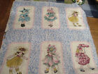 2+ Yds Quilt Fabric In The Beginning Collection for Northcott 100 Ctn FAIRIES
