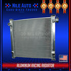 2 ROW RACING FULL ALUMINUM RADIATOR FOR 97 06 JEEP WRANGLER YJ TJ 24 42L
