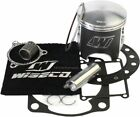Top End Rebuild Kit- Wiseco Piston/Bearing + Quality Gaskets Suzuki RM250 03-04