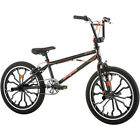 Bike Bicycle BMX  Freestyle 20 Gt Boys Pegs Road Mag Wheels 7 Years Black New