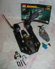 LEGO BatmanThe Batboat Hunt For Killer Croc 7780 Near Complete with Minifigs